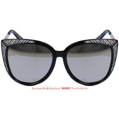 Cat Eye Eyeglasses 135648-c