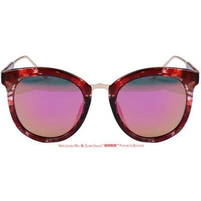 Round Eyeglasses 135654-c