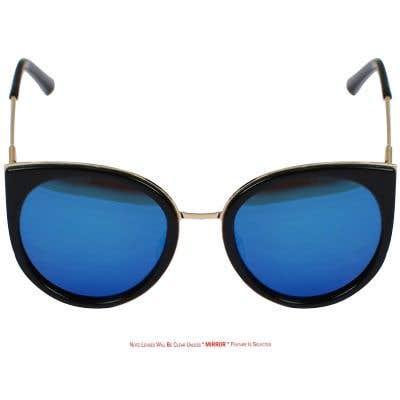 Cat Eye Eyeglasses 135664-c