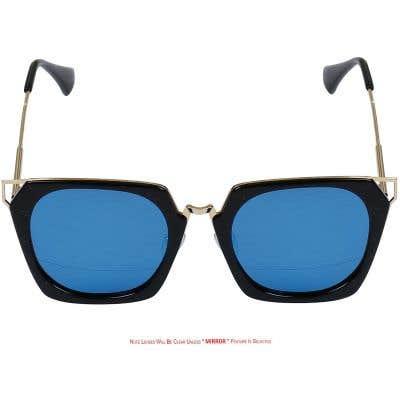Rectangle Eyeglasses 135666-c