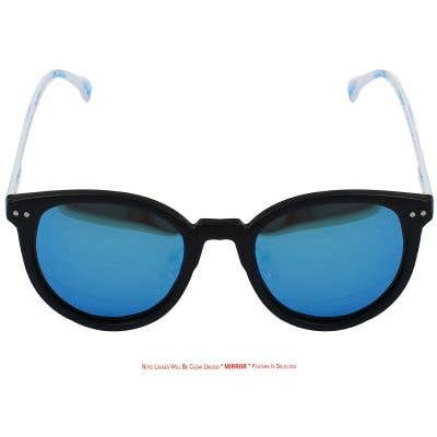 Round Eyeglasses 135668-c