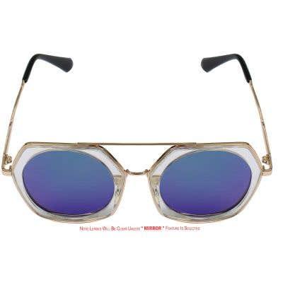 Round Eyeglasses 135706-c