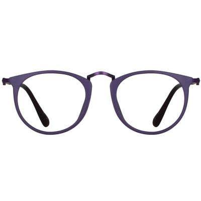 Round Eyeglasses 135738