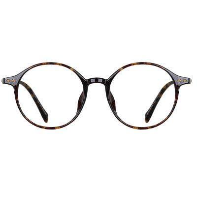 Round Eyeglasses 135758-c
