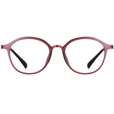 Round Eyeglasses 135811-c