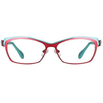 Cat Eye Eyeglasses 135817-c