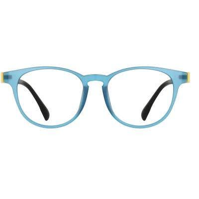 Round Eyeglasses 135822-c