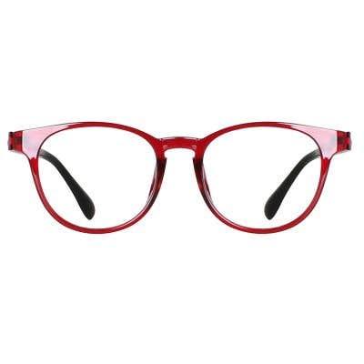 Round Eyeglasses 135826-c