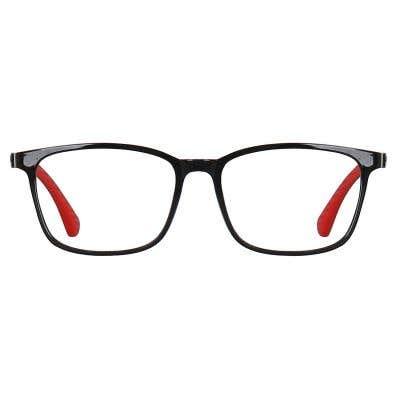 Rectangle Eyeglasses 135834-c