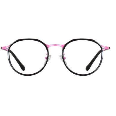 Round Eyeglasses 135842-c
