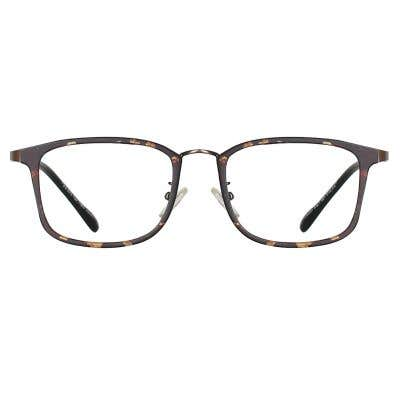 Rectangle Eyeglasses 135846-c
