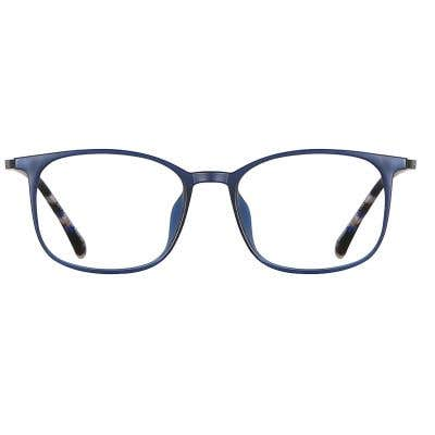 Rectangle Eyeglasses 135850-c