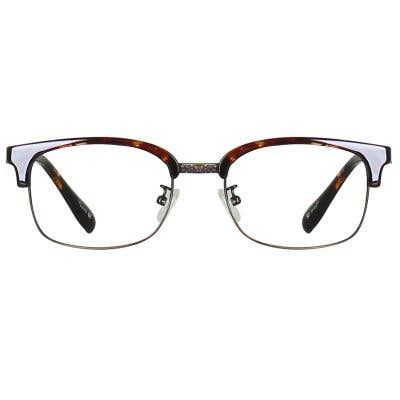 Browline Eyeglasses 135860-c