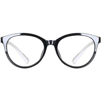 Cat Eye Eyeglasses 135874-c