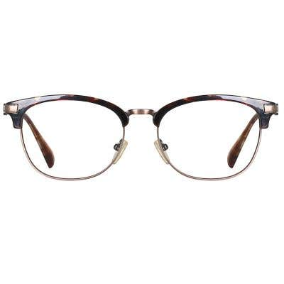 Browline Eyeglasses 135879-c