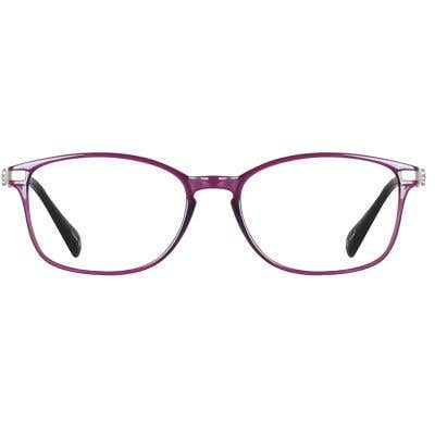 Rectangle Eyeglasses 135882-c