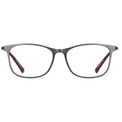 Rectangle Eyeglasses 135886-c