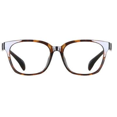 Rectangle Eyeglasses 135894-c