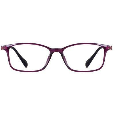 Rectangle Eyeglasses 135901-c