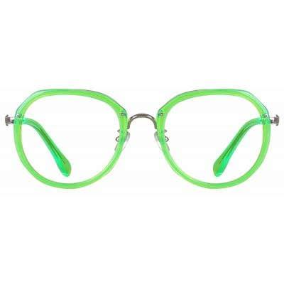Round Eyeglasses 135928