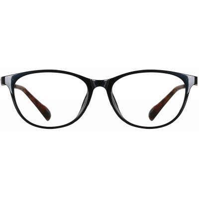 Cat Eye Eyeglasses 135941-c
