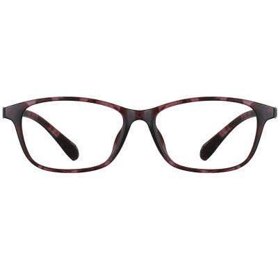Rectangle Eyeglasses 135946-c