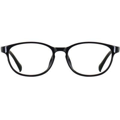 Oval Eyeglasses 135953-c