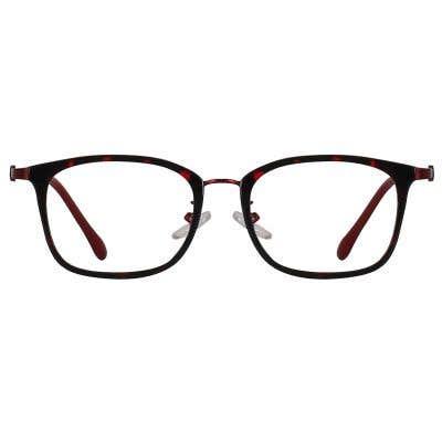 Rectangle Eyeglasses 135963-c