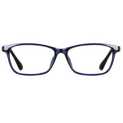 Rectangle Eyeglasses 136001-c