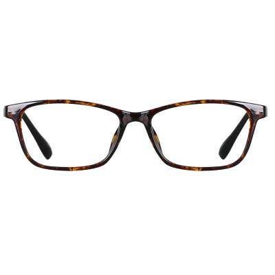 Rectangle Eyeglasses 136004-c