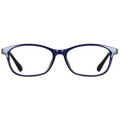 Rectangle Eyeglasses 136009-c