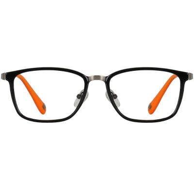 Rectangle Eyeglasses 136011-c