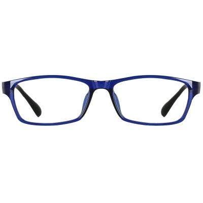 Rectangle Eyeglasses 136026-c