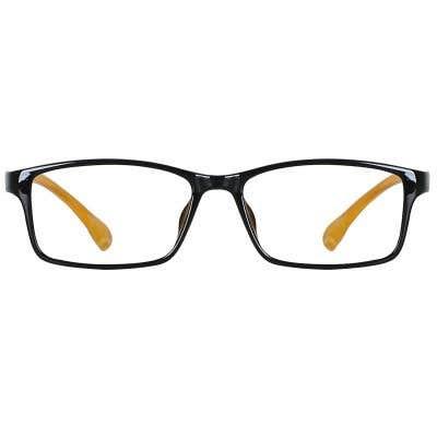 Rectangle Eyeglasses 136035-c