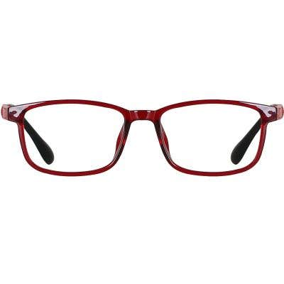 Rectangle Eyeglasses 136044-c