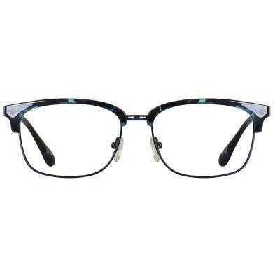 Browline Eyeglasses 136054-c