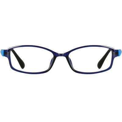 Rectangle Eyeglasses 136065-c