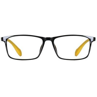 Rectangle Eyeglasses 136071-c