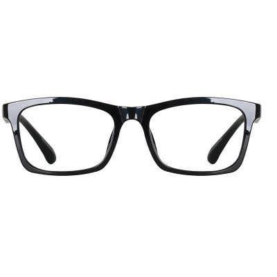 Rectangle Eyeglasses 136073-c