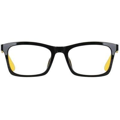 Rectangle Eyeglasses 136076-c