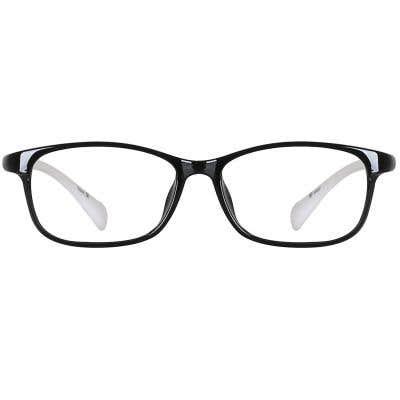 Rectangle Eyeglasses 136081-c