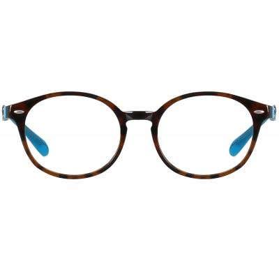 Round Eyeglasses 136083-c