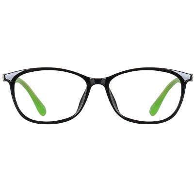 Rectangle Eyeglasses 136085-c