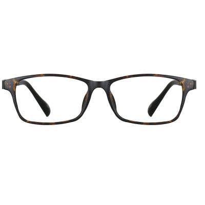 Rectangle Eyeglasses 136088-c