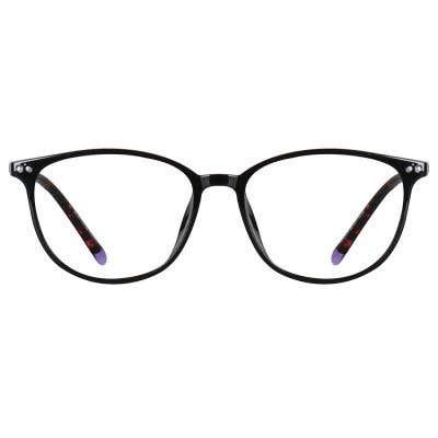 Rectangle Eyeglasses 136093-c