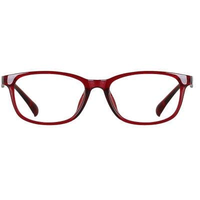 Rectangle Eyeglasses 136096-c