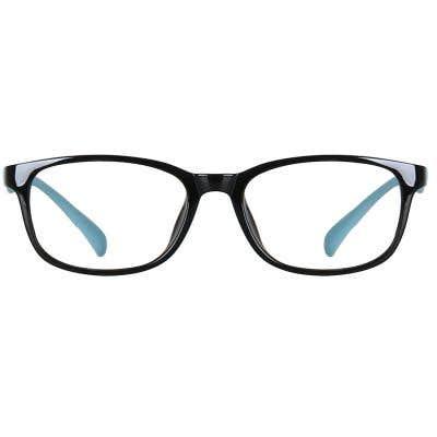 Rectangle Eyeglasses 136099-c