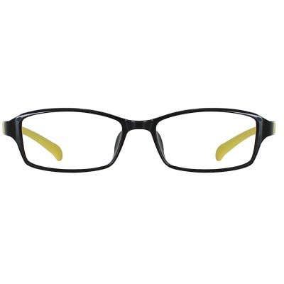 Rectangle Eyeglasses 136103-c