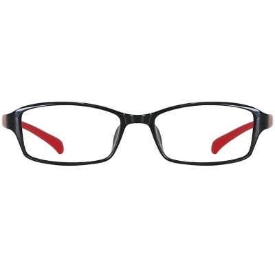Rectangle Eyeglasses 136104-c