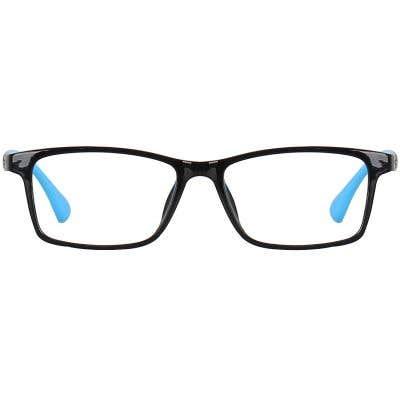 Rectangle Eyeglasses 136115-c